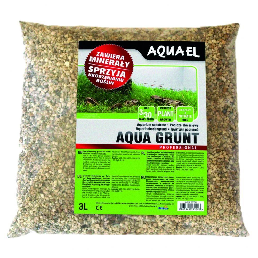 Грунт Aquael