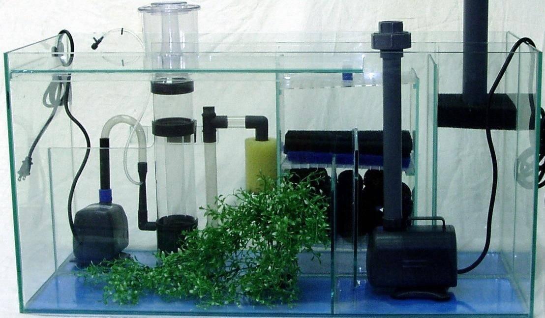 Оборудование для аквариума