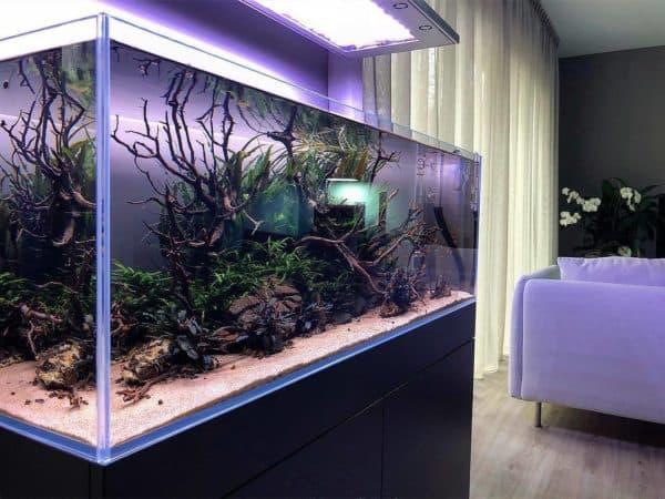 Как правильно вычислить объем аквариума в литрах читайте статью